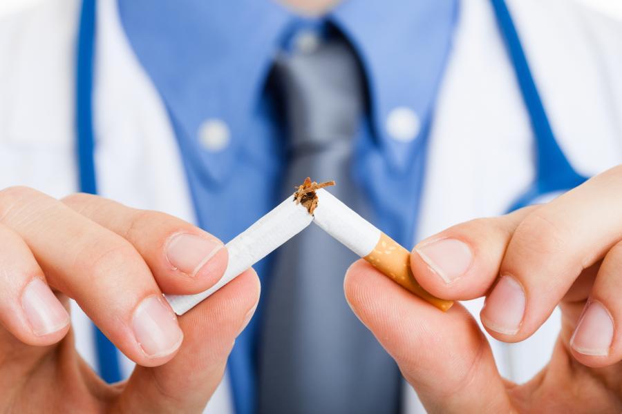 Hagyja abba a dohányzást, hogy beteggé váljon - Csak hagyja abba a dohányzást