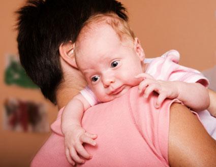 Mit tehet az anya, ha refluxos a baba? - Bébik, kicsik és nagyok